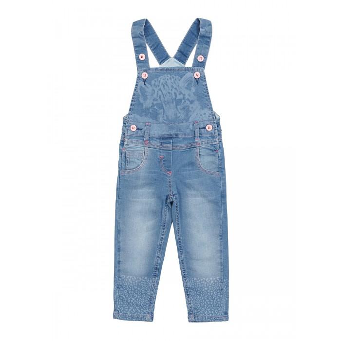Брюки и джинсы Stig Полукомбинезон для девочки 5660