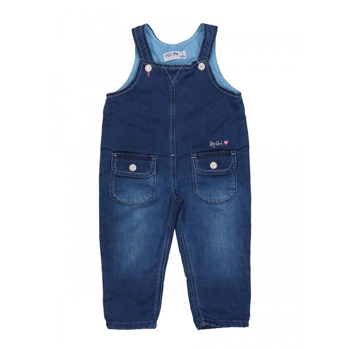 Брюки и джинсы Stig Полукомбинезон для девочки 9223