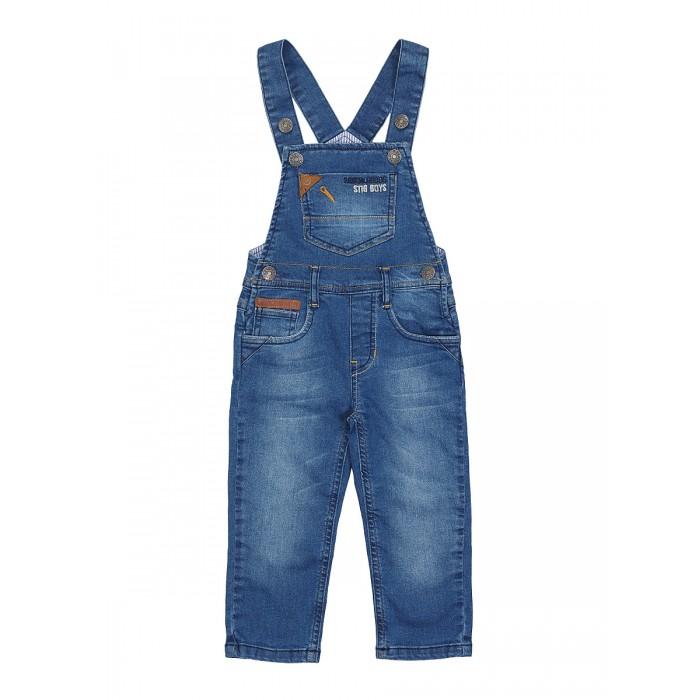 Брюки и джинсы Stig Полукомбинезон для мальчика 8021