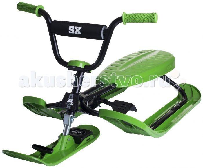 Снегокаты Stiga Snow Racer SX Pro stiga скутер snow kick stiga