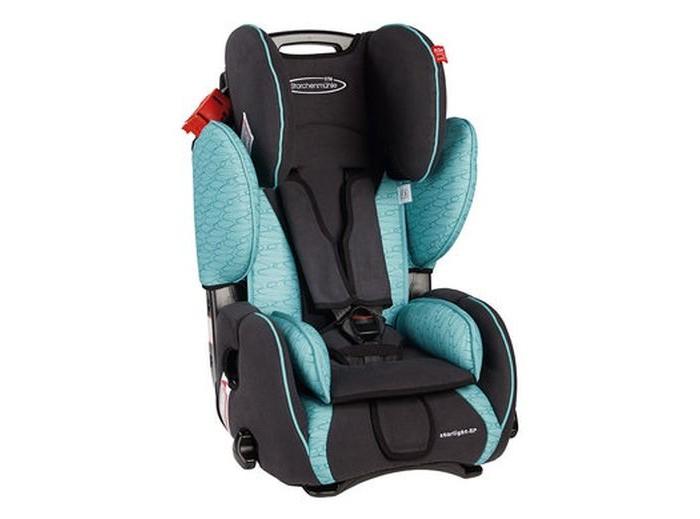 Группа 1-2-3 (от 9 до 36 кг) STM Starlight SP поводок безопасности для ребенка