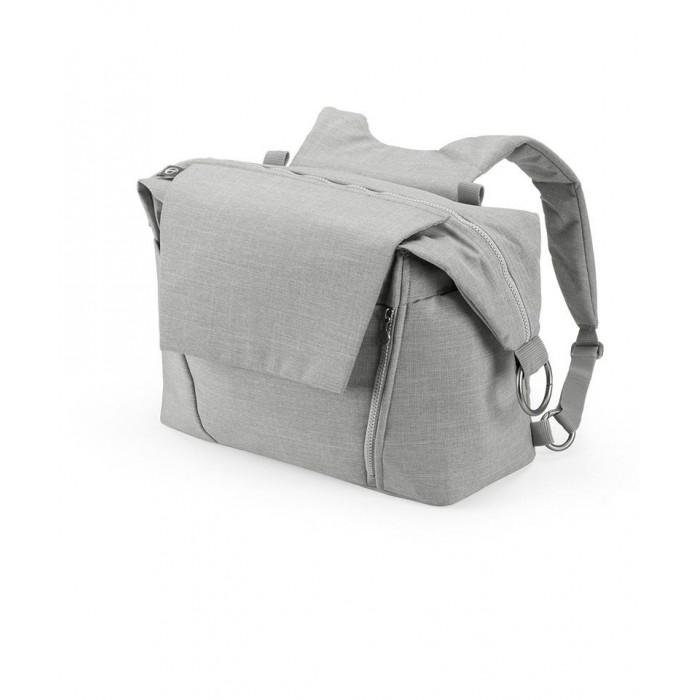 Сумки для мамы Stokke Сумка для мамы Changing Bag V2 сумка stokke changing bag v2