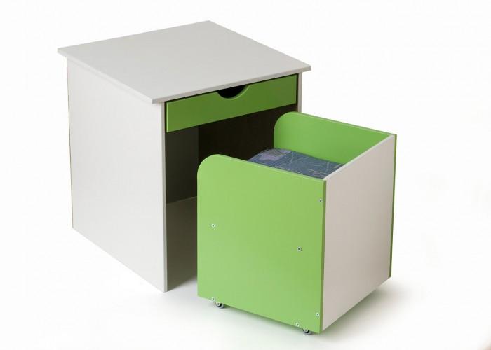 Купить Детские столы и стулья, Столики Детям Комплект Кубик со стулом и ящиком