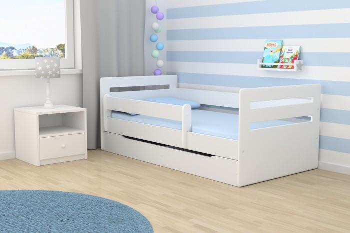 Кровати для подростков Столики Детям с бортиком Мода 80x160 см