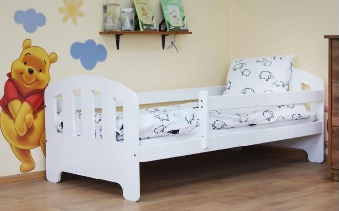 Кровати для подростков Столики Детям с бортиком Пух 80x160 см