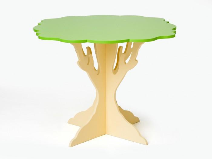 Столики Детям Стол МадагаскарДетские столы и стулья<br>Столики Детям Стол Мадагаскар красивый, нежный столик несомненно расположит ребёнка к творчеству. Создайте вашему малышу уютное рабочее пространство, за которым он сможет заняться своим любимым занятием(рисовать, лепить из пластилина, клеить), просто поиграть с любимыми игрушками или представить себя школьником за уроками, а может быть наоборот учителем.  столешница - 70*70 см.  от пола до столешницы - 52 см.