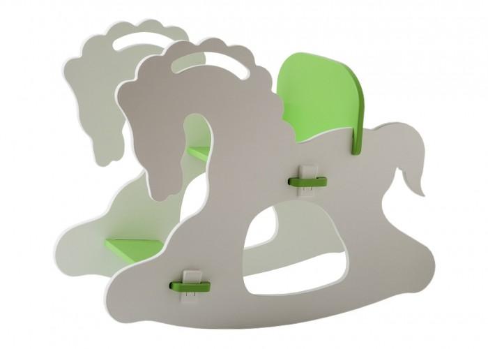 Детские столы и стулья Столики Детям Стульчик-качалка Лошадка