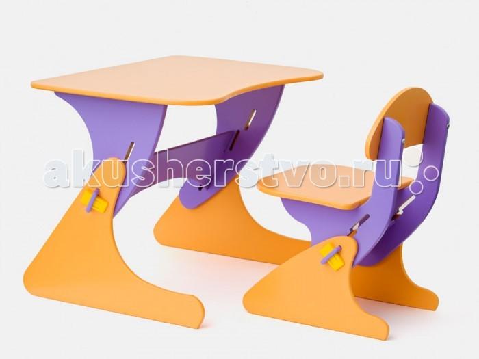 Столы и стулья Столики Детям Комплект столика со стульчиком Буслик