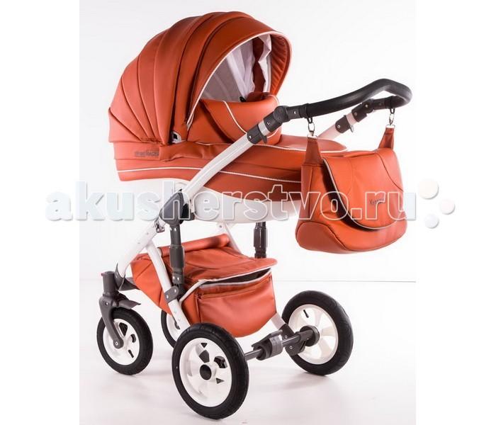 Детские коляски , Коляски 2 в 1 Street Racer Karona Eco 2 в 1 арт: 401654 -  Коляски 2 в 1
