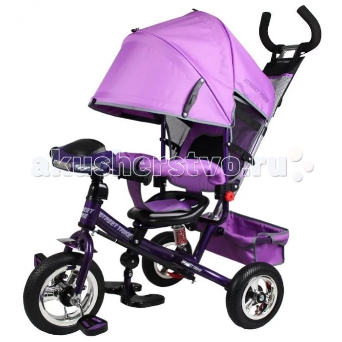 Купить Трехколесные велосипеды, Велосипед трехколесный Street trike А03Е