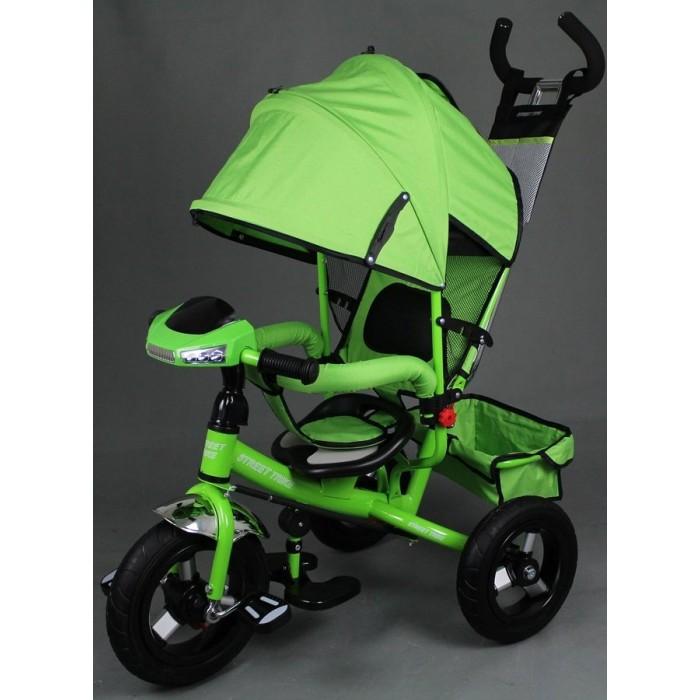 Трехколесные велосипеды Street trike A22-1D трехколесные самокаты smart trike скутер ski z7