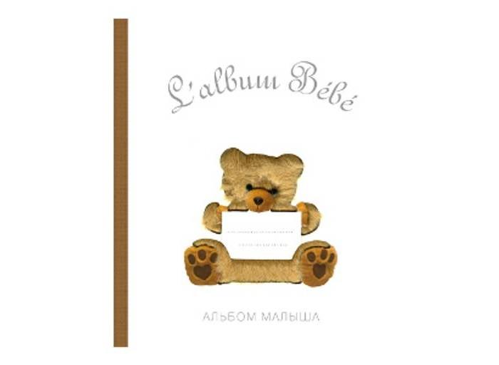 Фото - Фотоальбомы и рамки Стрекоза Альбом малыша от 0 до 1 Медведь 978-5-906025-98-2 фотоальбомы и рамки стрекоза альбом малыша от 0 до 1 медведь 978 5 906025 98 2