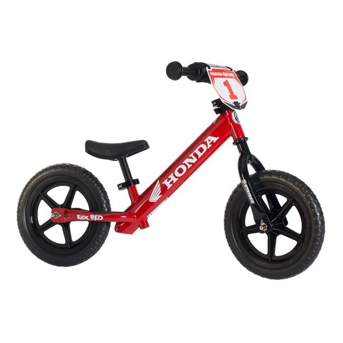 Детский транспорт , Беговелы Strider 12 Honda арт: 292279 -  Беговелы