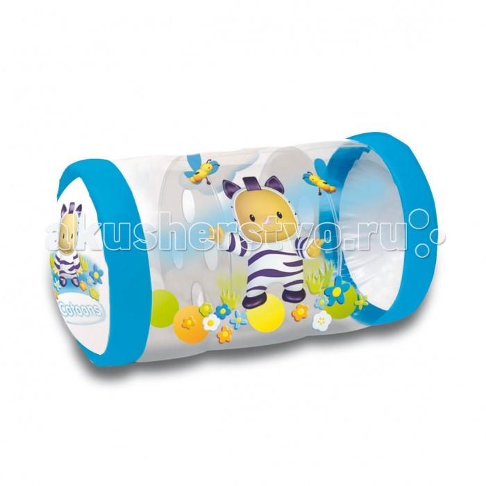 Развивающие игрушки Smoby Cotoons Надувной цилиндр с шариками ночники smoby ночничок cotoons