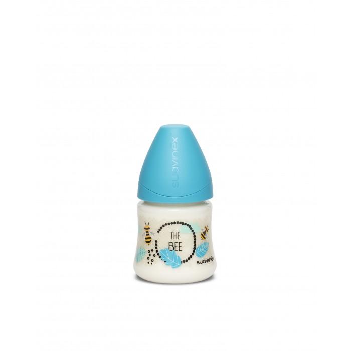 Бутылочки Suavinex с круглой силиконовой соской 3 потока 0 мес.+ 150 мл suavinex бутылочка от 0 месяцев с силиконовой соской цвет розовый 150 мл 3800057 302884