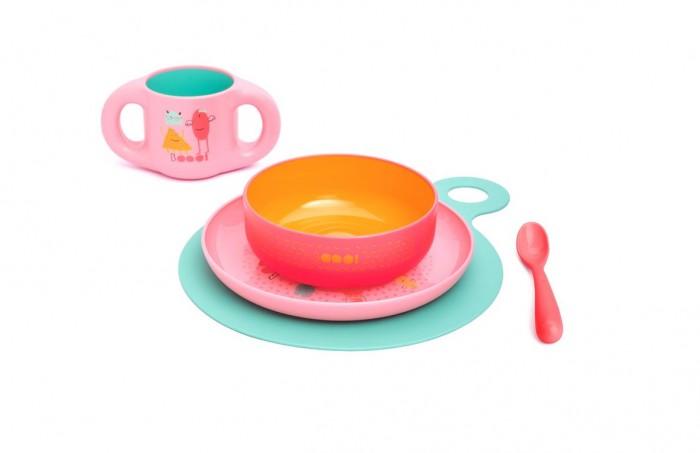 Посуда Suavinex Набор посуды Bооо (5 предметов) от 6 мес.