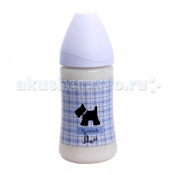 Бутылочки Suavinex Liberty пластик с силиконовой соской 0-6 мес. 270 мл пустышка suavinex от 6 мес