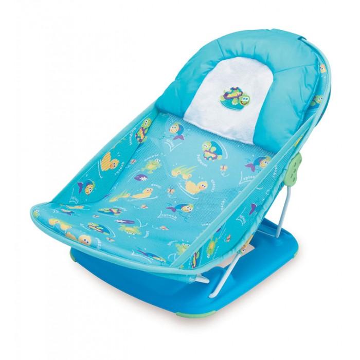 Горки и сиденья для ванн Summer Infant Лежак купания Deluxe Baby Bather