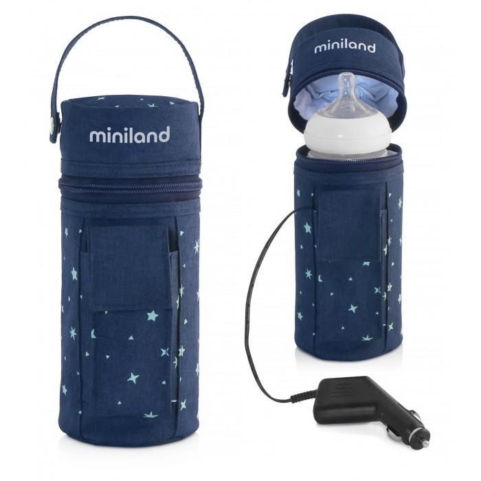 Картинка для Miniland Нагреватель бутылочек Warmy Travel