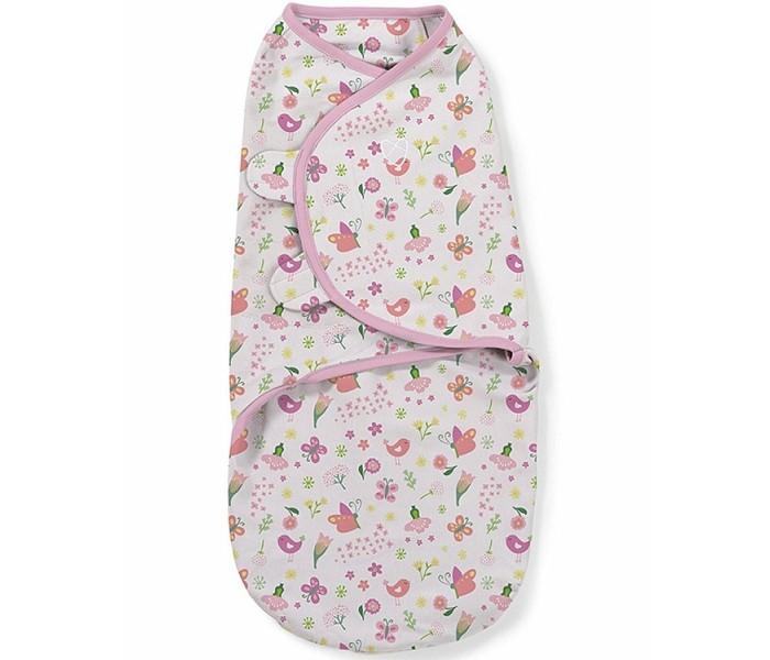 Пеленки Summer Infant Swaddleme Конверт для пеленания на липучке