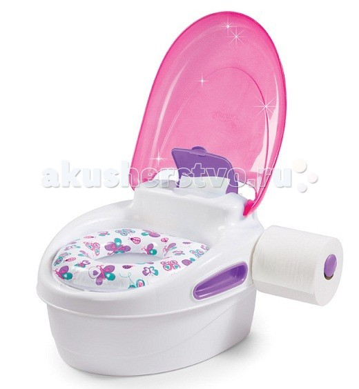 Горшки Summer Infant подножка 3 в 1 Step-By-Step Potty
