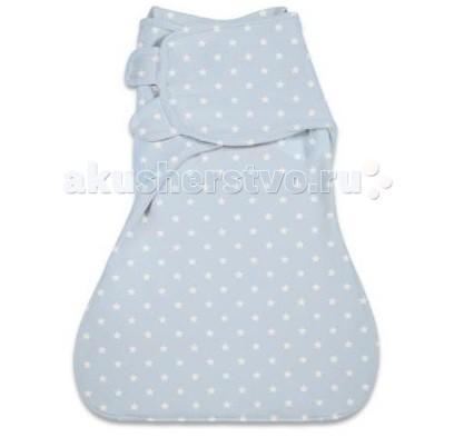 Постельные принадлежности , Пеленки Summer Infant SwaddleMe WrapSack на липучке арт: 24120 -  Пеленки