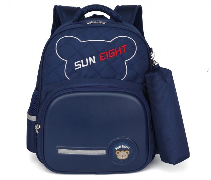 Купить Школьные рюкзаки, Sun eight Рюкзак школьный с пеналом SE-2753