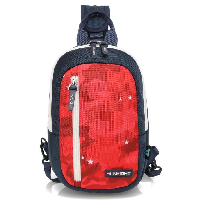 Купить Школьные рюкзаки, Sun eight Сумка плечевая SE-8295