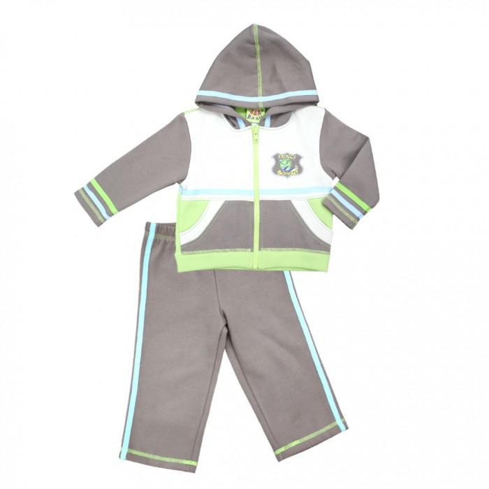 Sunbaby Комплект для мальчика (толстовка и штаны) 104-0008