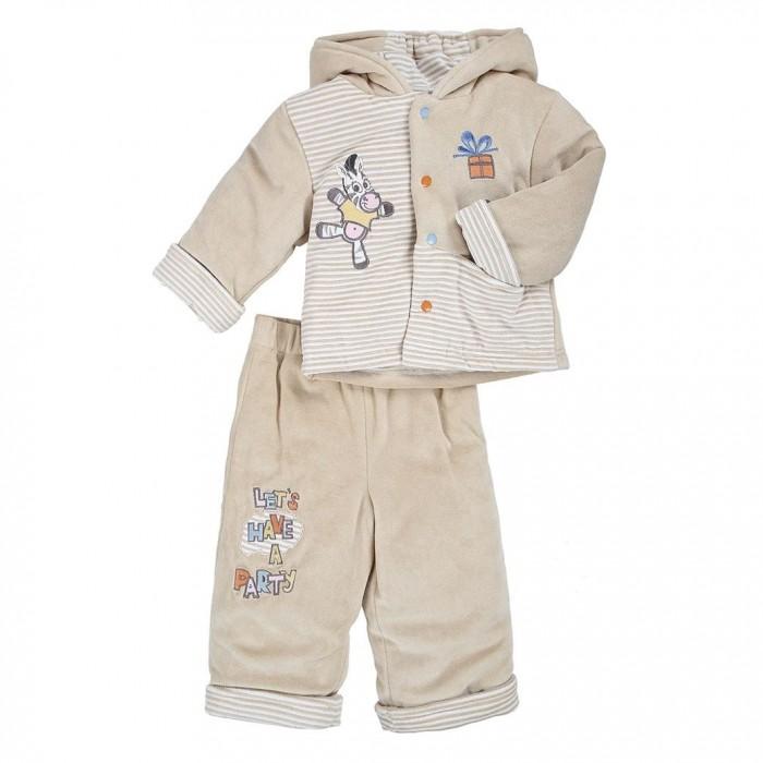 Sunbaby Комплект утепленный (куртка, штаны) 14-2755