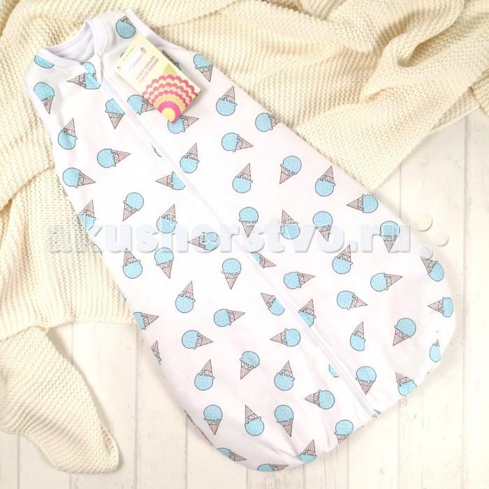 Постельные принадлежности , Спальные конверты СуперМаМкет Мороженое арт: 495231 -  Спальные конверты