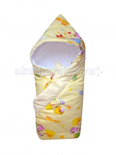 СуперМаМкет Конверт-одеяло CuteWrap (лето)Конверт-одеяло CuteWrap (лето)Конверты-одеяла CuteWrap используются для выписки и прогулок в коляске.   Данные конверты имеют капюшон и формируются в конверт при помощи завязочек. Капюшон можно затянуть.   Конверт-одеяло также может быть использовано, как яркий коврик для игр малыша!  Размер одеяла: 100х100 см.   Рекомендуется для возраста ребенка от 0 до 6 мес.  Состав: Верх – хлопок, внутри утеплитель Синтепон 100, подкладка - флис.  Температурный режим: от +10 до +20 градусов<br>
