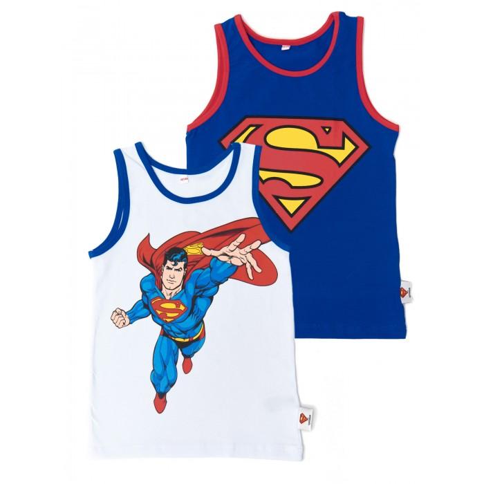 Белье и колготки Superman Комплект маек для мальчика КМ-2М20-S 2 шт.