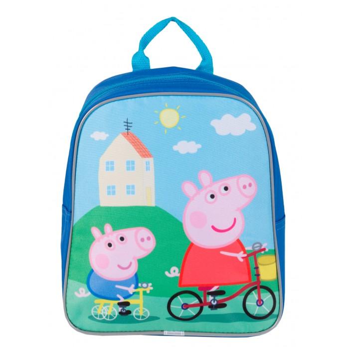 Школьные рюкзаки Свинка Пеппа (Peppa Pig) Рюкзачок малый Классика сумки для детей свинка пеппа peppa pig рюкзачок малый superstar