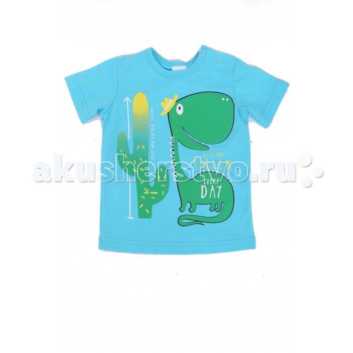 Футболки и топы Свiтанак Футболка для мальчика Р107923 футболки и топы свiтанак майка для мальчика р108709