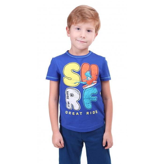 Футболки и топы Свiтанак Футболка для мальчика Р108608 футболки и топы свiтанак футболка для мальчика р108702
