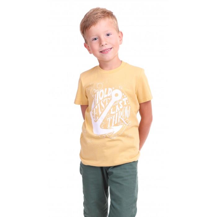 Футболки и топы Свiтанак Футболка для мальчика Р108828 футболки и топы свiтанак футболка для мальчика р108702