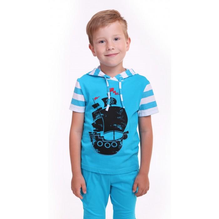 Футболки и топы Свiтанак Футболка для мальчика Р808643 футболки и топы свiтанак футболка для мальчика р108702
