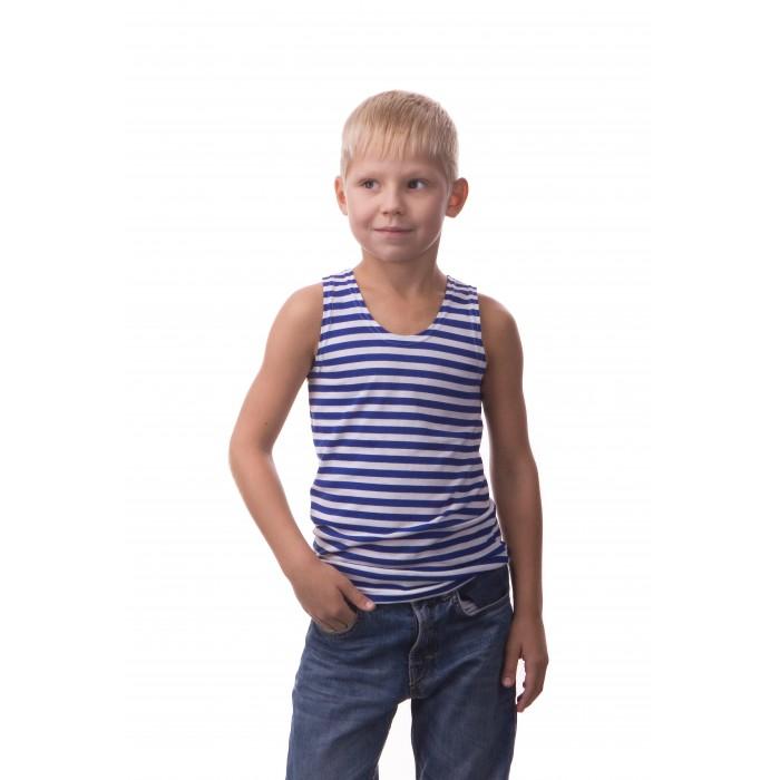 Футболки и топы Свiтанак Майка для мальчика Р106579 футболки и топы свiтанак футболка для мальчика р108702