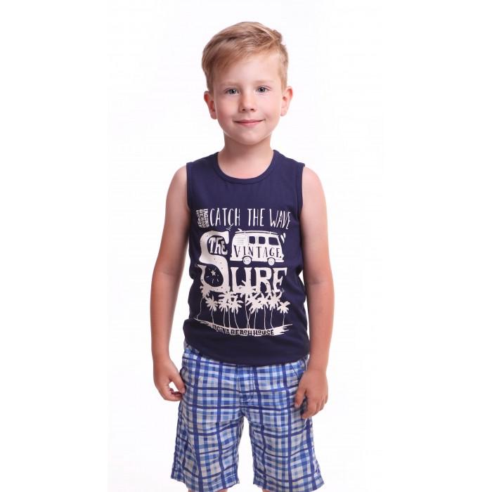 Футболки и топы Свiтанак Майка для мальчика Р108710 футболки и топы свiтанак футболка для мальчика р108702
