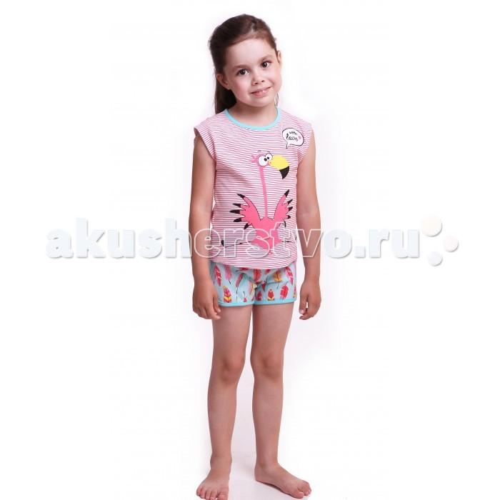 пижама свiтанак одежда трикотажная Пижамы и ночные сорочки Свiтанак Пижама для девочки Р208677