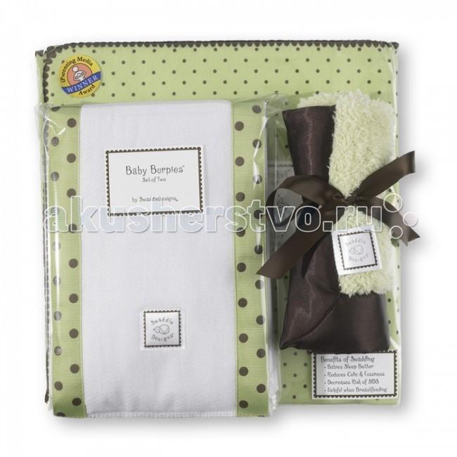 Купить Комплекты на выписку, Комплект на выписку SwaddleDesigns для новорожденного Gift Set