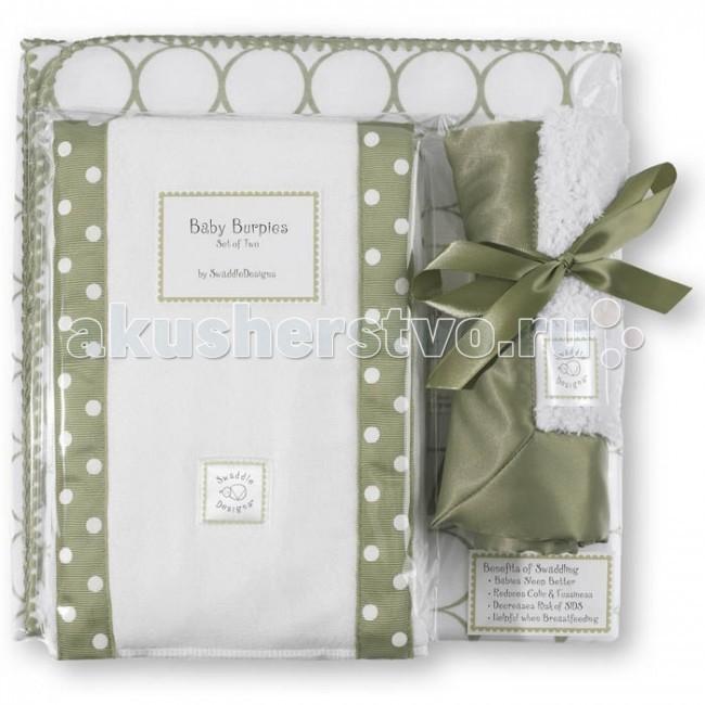 Картинка для Комплект на выписку SwaddleDesigns для новорожденного Gift Set
