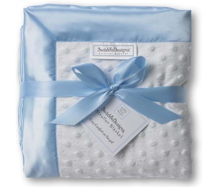 Плед SwaddleDesigns для новорожденных Stroller Blanket
