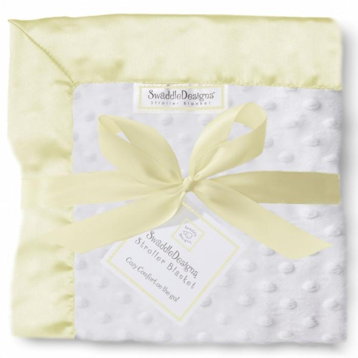 Фото - Плед SwaddleDesigns для новорожденных Stroller Blanket