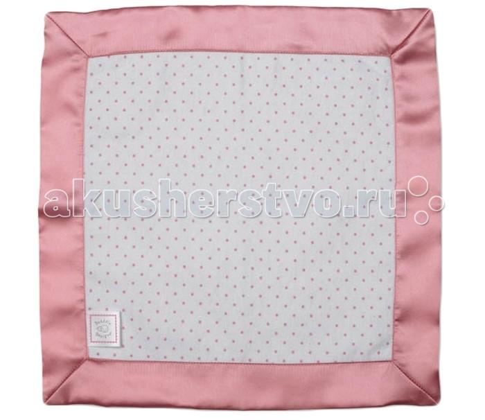Комфортеры SwaddleDesigns Комфортер платочек обнимашка Baby Lovie Flannel, Комфортеры - артикул:31313