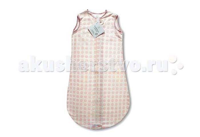 Спальные конверты SwaddleDesigns TOG 0.7 Organic zzZipMe 3-6 мес. спальный мешок для новорожденного swaddledesigns sd 098pb
