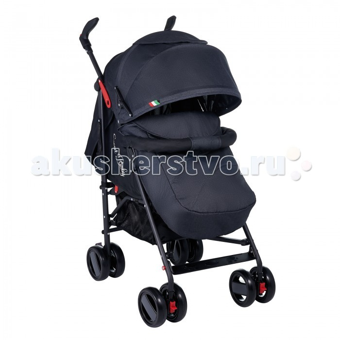 Коляски-трости Sweet Baby Cannoli прогулочные коляски sweet baby mamma mia