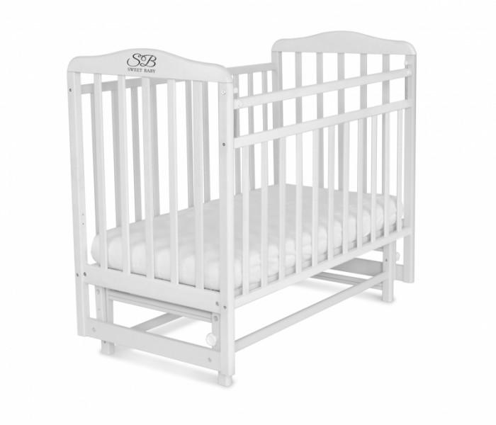 Детские кроватки Sweet Baby Ennio маятник поперечный детские кроватки фея 311 поперечный маятник