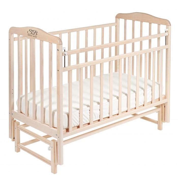 Детские кроватки Sweet Baby Flavio продольный маятник детские кроватки kitelli kito orsetto продольный маятник